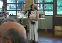Lanterns for Peace 8/6/13: Bonnie Block speaks