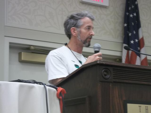 VFP Convention 8/8/13: John Peck