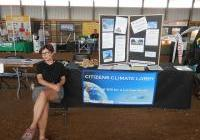 Citizens Climate Lobby table - Energy Fair 2013