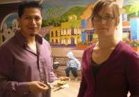 Juan and Cindy - working for Immigration Reform