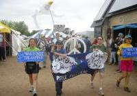 Walk for Peace and Renewable Energy 2006