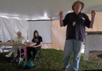 Rob Danielson, Empowering Grassroots Environmental Activism workshop - Energy Fair 2013