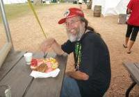 Marc Becker at Pancakes for Peace 2012