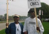 Show of solidarity with WI prisoners and their families - Madison DOC