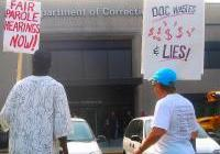 Rally for Prisoner Justice with the WI DOC - Madison