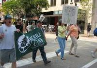 March up State Street for Green Jobs - Madison