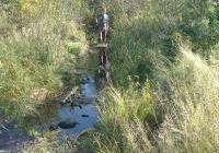 Headwaters of the Bad River, Sept 30 - Oct 2 2011